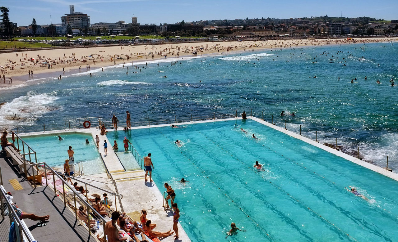 the ten best outdoor swimming pools in sydney concrete playground sydney