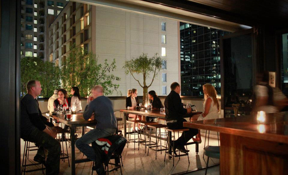 The ten best restaurants for big groups in melbourne for Restaurants for big groups