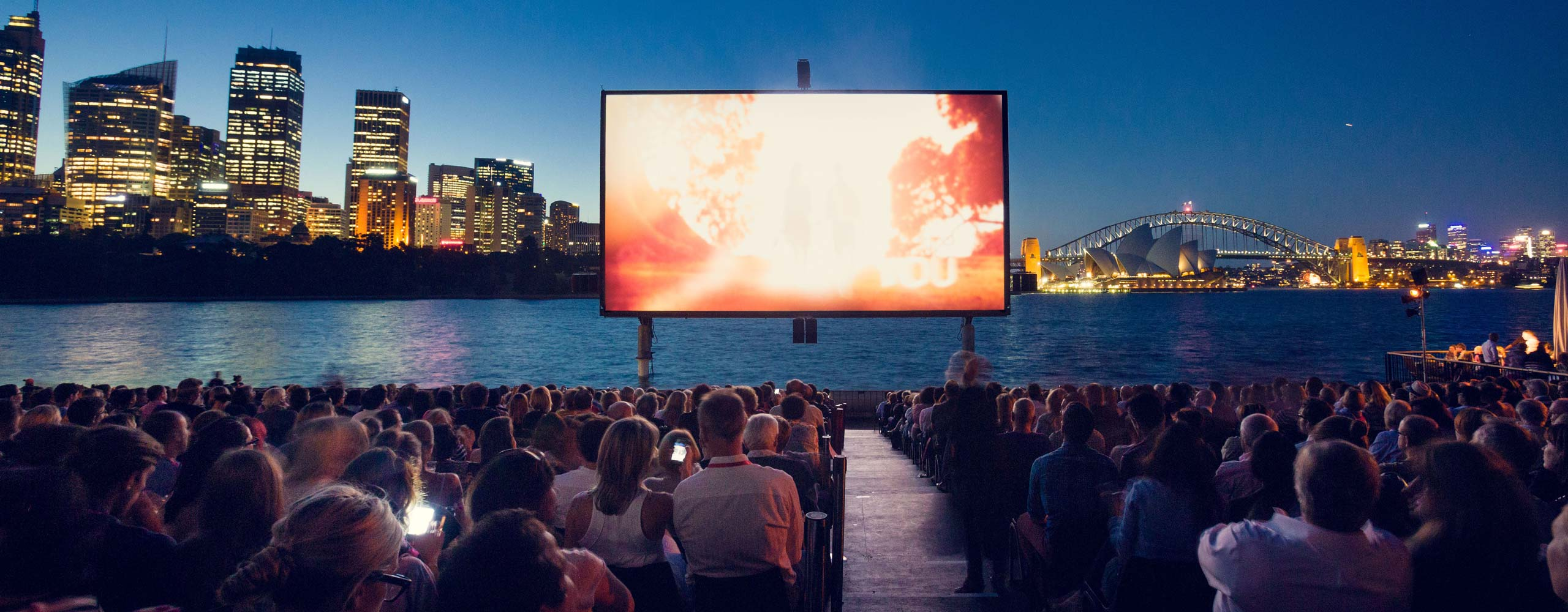 St George Openair Cinema Returns for Summer 2016