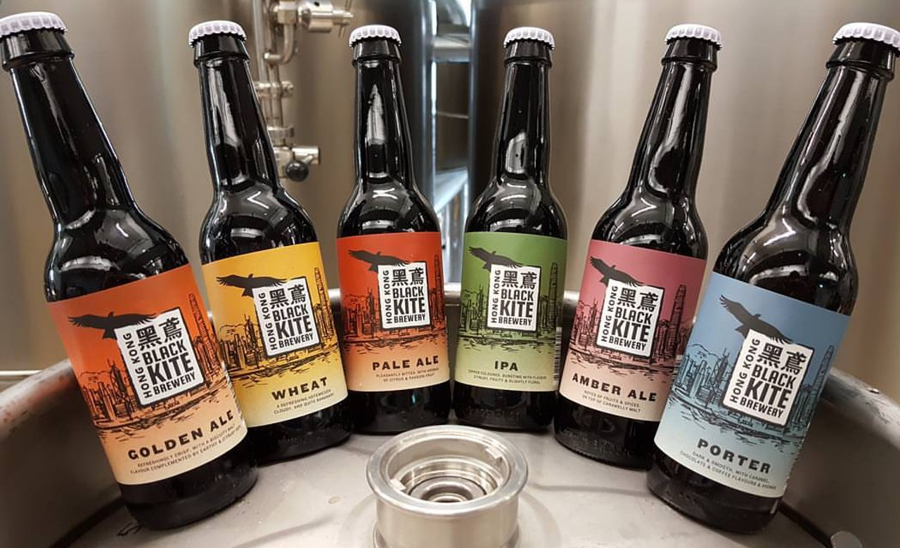 Where to find the best brews in hong kong s emerging craft for Where to buy craft beer